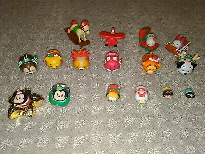 Disney Tsum Tsum Christmas Toys and Accessories Tsum Tsum Lot Advent Calendar