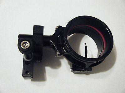 DAVIS Adapter to mount Axcel scope -BLACK