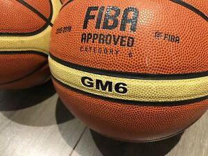 Ballon basketball