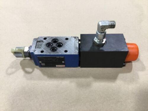 Rexroth ZDR6DP2-43/210YMJP001 Pressure Reducing Valve R901032953 #01G1