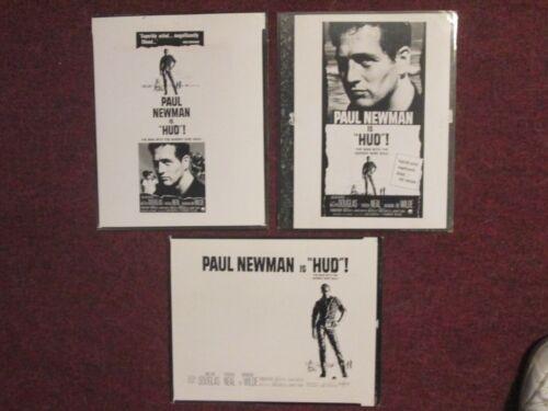 Hud - Original  1963 Art Photographs - Paul Newman
