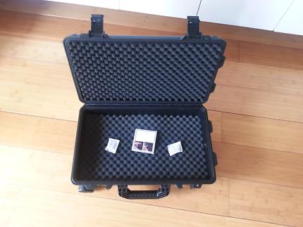 Instrument  hard case NEW
