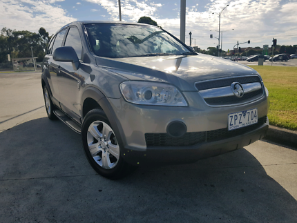 2010 Holden Captiva SX - Turbo Diesel 7 seater with Rego and RWC!
