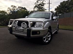 2011 Nissan Navara ST-X V6 Petrol Lots of Upgrades Immaculate Sutherland Sutherland Area Preview