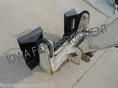 Telehandler Skidsteer Quick Attach Adaptergenie 5519terex Tx5119tx5519tx6641