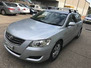 CHEAP AUTO TOYOTA AURION WITH REGO Thornleigh Hornsby Area Preview