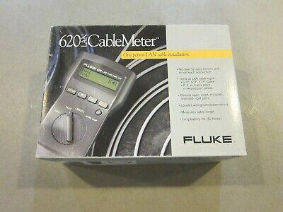 New - Fluke 620 Lan Cable Meter - Free Shipping
