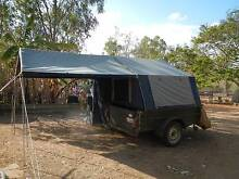 Oztrail Camper 7 Trailer Tent Top (Trailer NOT included) Oak Valley Townsville Surrounds Preview
