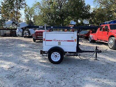 Magnum 6kw Light Tower Generator