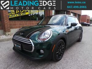 2015 Mini 3 Door Cooper Panoramic Sunroof, Leather, Heated Se...