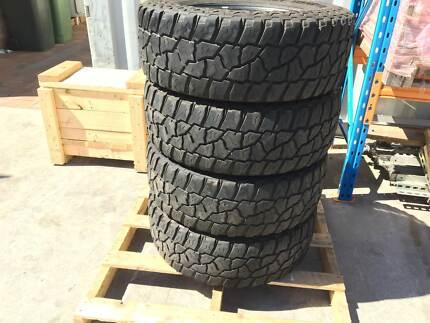 Mickey Thompson Baja ATZ P3 tyres