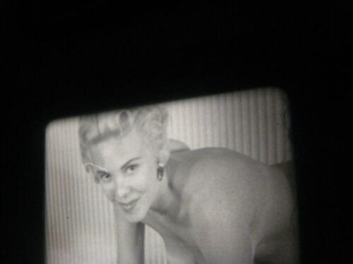 1950s Vintage 16mm film .. model ,  ... # 456