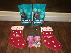 Cat Food and Christmas stuff!
