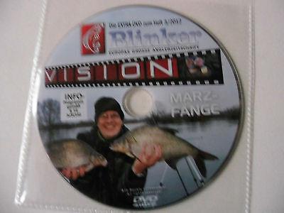 """Angel - DVD Blinker Vision Heft 03/2012, """" Märzfange """" gebraucht kaufen  Magdeburg"""