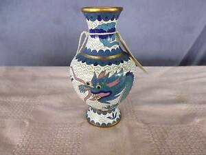 Cloisonne Vase, 369269 Lane Cove Lane Cove Area Preview