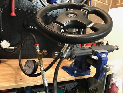 Rebuilt steering rack AUDI A3, VW BORA, VW GOLF IV, SKODA OCTAVIA