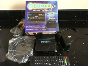 Dumax Dual Core 360 Android STB