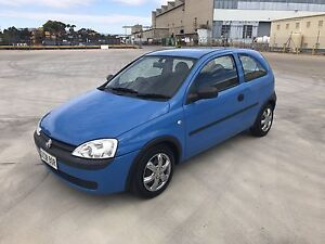 2001 XC Holden Barina 107243kms automatic air/cond pwr/str books hatch Grange Charles Sturt Area Preview