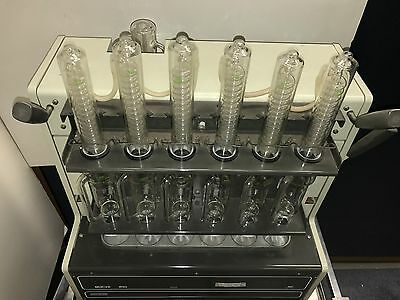 Buchi 810 Multi-heater Extraction Rack