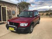 1999 Subaru Forester Jindabyne Snowy River Area Preview