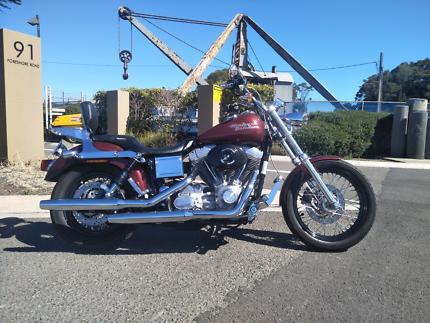 Harley Davidson  Sydney City Inner Sydney Preview