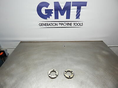 2 Cincinnati Monoset Tool Cutter Grinder Workhead Index Plates Gmt-1888