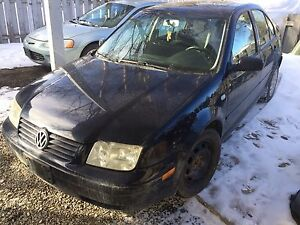 2000 Volkswagen Jetta LOADED