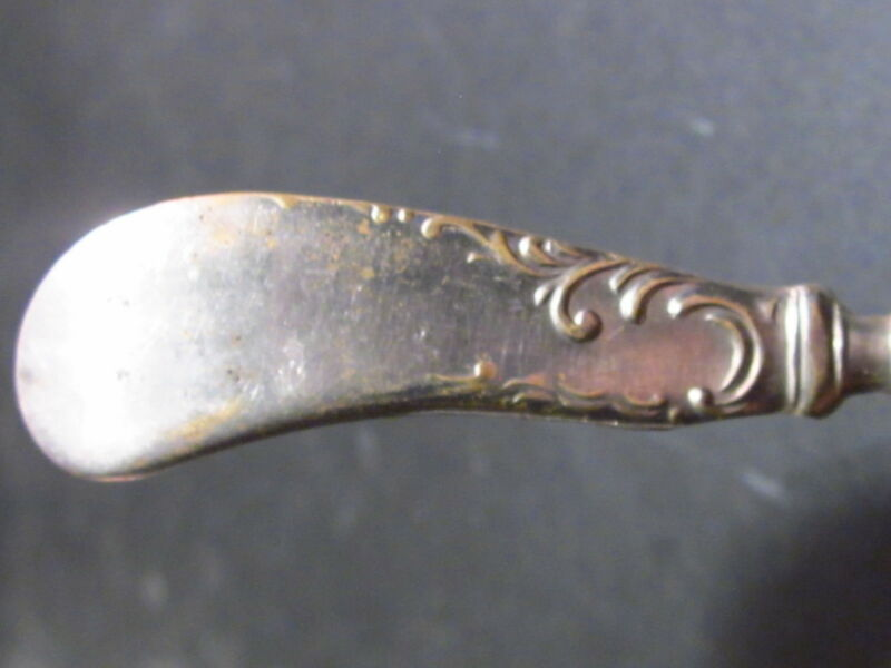 Silverplate 1904 ST LOUIS EXPOSITION   PALACE OF MACHINERY Souvenir Spoon