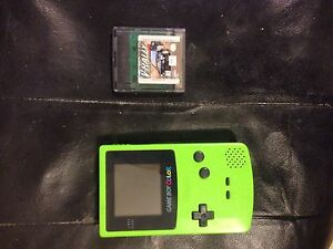 GameBoy Colour with V Rally Racing Kitchener / Waterloo Kitchener Area image 1