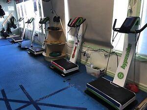 Vibration Platform Commercial Hypervibe Parramatta Park Cairns City Preview
