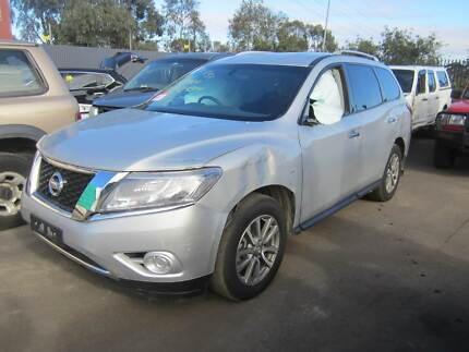 NISSAN PATHFINDER R52 ST VQ35 V6 AUTO 2WD 2015 WRECKING Brooklyn Brimbank Area Preview