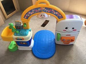 Fisher Price baby kitchen - delivery included