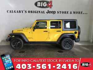 2015 Jeep Wrangler Unlimited Willys