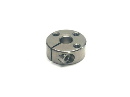 MiSUMi PSCSTR8-10 Shaft Collar 3 Tapped Holes 8mm Bore 25mm O.D. 10mm Width
