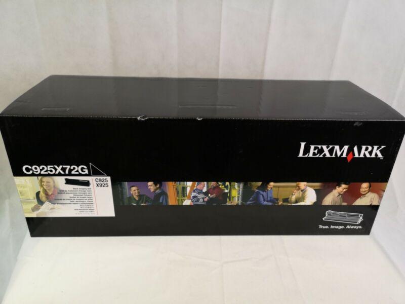 Original Lexmark C925x72G Black Imaging Unit