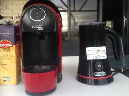 Caffitaly - Pod Coffee Machine