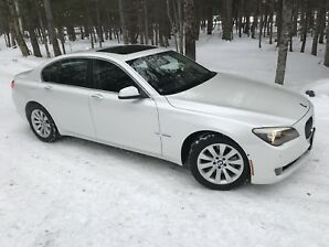 2011 BMW 750i X Drive All Wheel Drive!!!  $115.Wk. o.a.c.