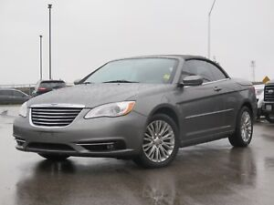 2012 Chrysler 200 Touring, Heated Seats, Cruise Control, Low KMs