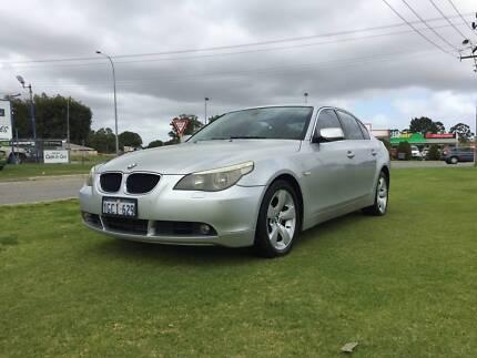 2004 BMW 530i  Sedan Automatic $46 per week no deposit St James Victoria Park Area Preview