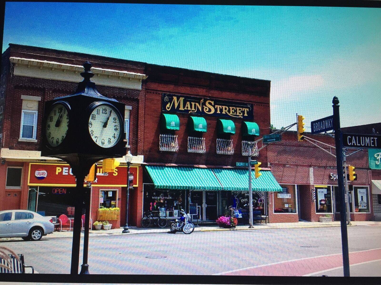Main Street Shopping