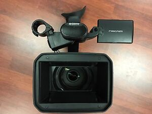 Sony HXR-NX5U NXCAM - Broken, Sold As Is Banyo Brisbane North East Preview