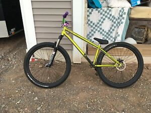 Specialized p26 dirt jumper