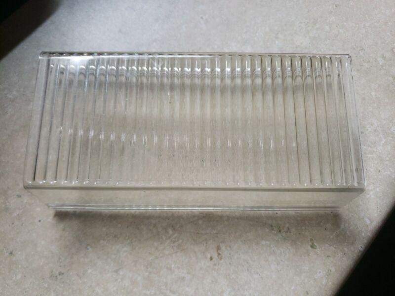 Whelen AdvantEdge Lightbar CLEAR LENS SECTION (5 available) 7.25 inch