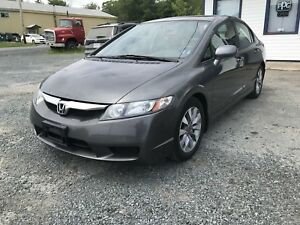 2009 Honda Civic EXL, LOADED, HEATED SEATS SUNROOF