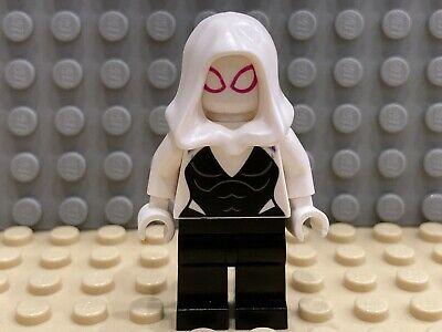 Lego Minifigure Ghost Spider Super Hero Spider-Gwen 76115 76149