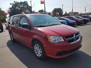 2013 DODGE GRAND CARAVAN SE- REAR AIR & HEAT, QUAD SEATING, SPEE
