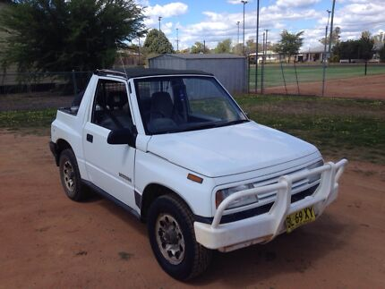 Suzuki Vitara Coonabarabran Warrumbungle Area Preview