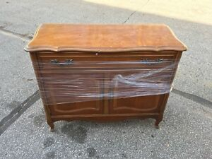 French provincial dining room buffet
