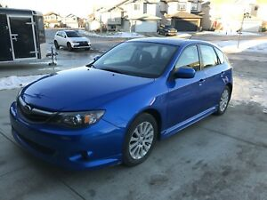 2010 SUBARU IMPREZA - PRICE REDUCED