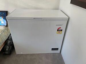 198 litre Husky Chest Freezer- under warranty